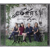 Cd The Corrs   Jupiter Calling [autografado]